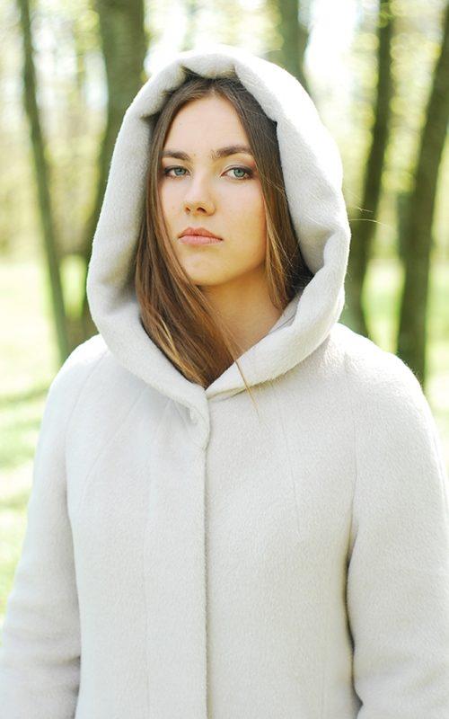 Moteriškas paltas Juta III - Rimada