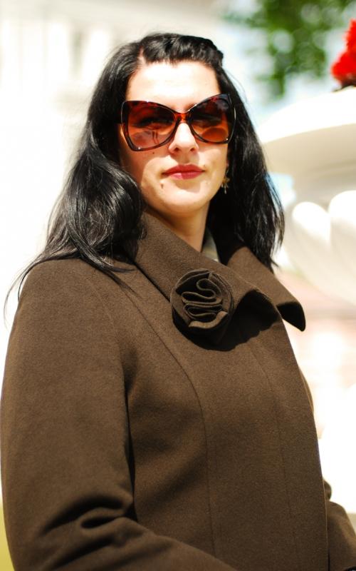 Moteriškas paltas Vilma - Rimada