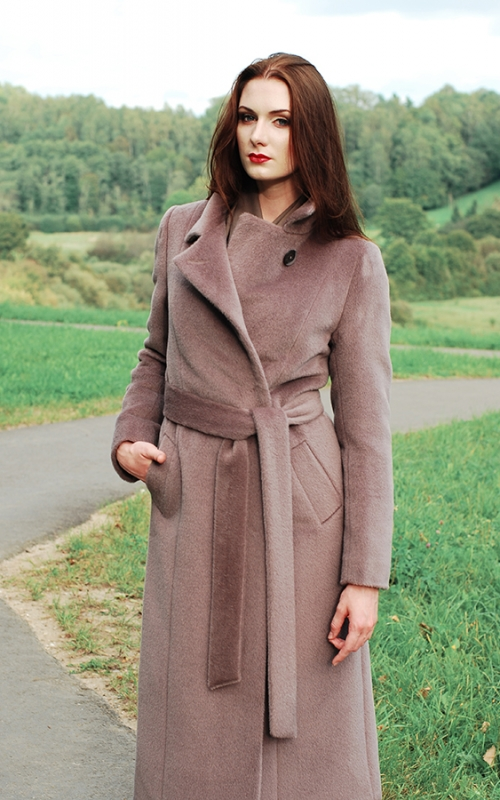 Moteriškas paltas Klasika - Rimada
